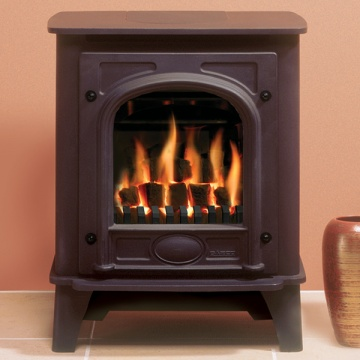 Gazco Stockton Small Gas Stove Flames Co Uk